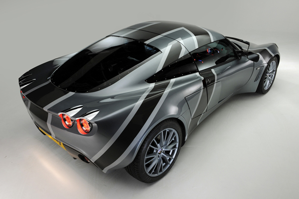 ecotricity nemesis, ecotricity all electric supercar, dale vince nemesis, dale vince electric supercar, dale vince ecotricity, rac london to brighton nemesis, dale vince supercar,