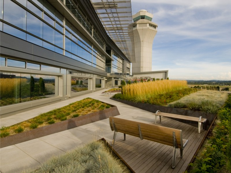 Port of Portland Headquarters, pdx, portland, zgf, leed gold, green building, sustainable architecture