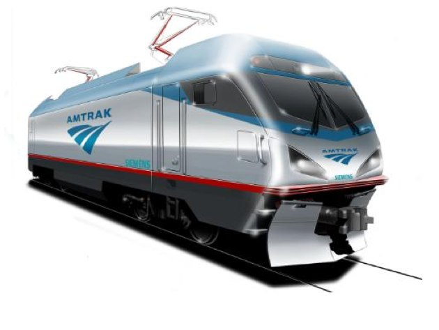northwest rail, amtrak electric trains, siemens amtrak, electric trains us, high speed rail, us high speed rail, amtrak electric trains