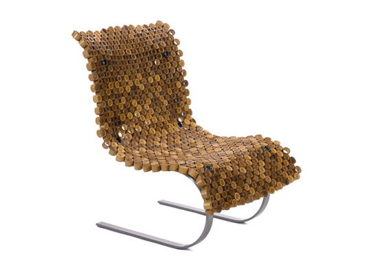 bamboo lounger, bamboo, objekt incorporated, sustainable design, eco design, green design, green products, green furniture