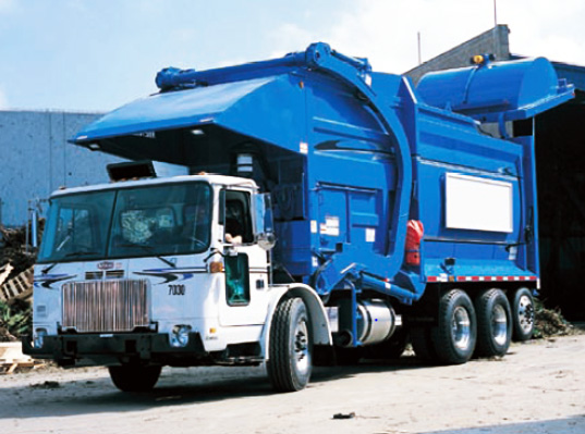 anaerobic digester, biogas, CNG, organic, waste collection truck, toronto waste collection truck, biogas waste collection truck, waste collection truck natural gas