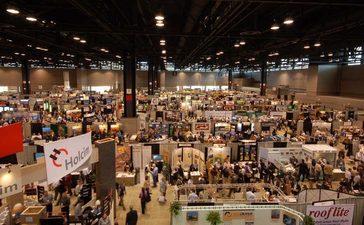 USGBC, Greenbuild 2010, green building, Chicago green building