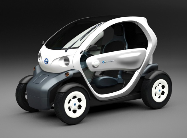 Nissan Unveils New Ultra Compact Electric Vehicle Concept