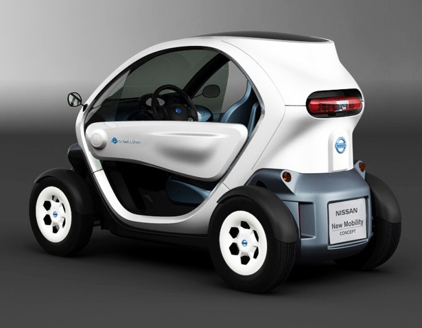 nissan new mobility concept, nissan leaf, leaf, ev, phev, japan, yokohama, sustainable transportation, green design