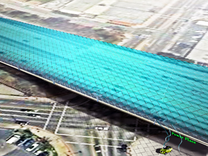 Mans Tham, solar freeway, green technology, Los Angeles solar, freeway reclamation,