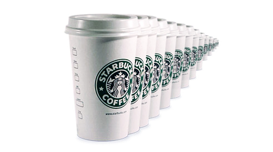 starbucks cups, reusable coffee cups, how to recycle a coffee cup, are coffee cups recycleable, can your recycle coffee cups, starbucks green initiatives, starbucks recycling initiatives