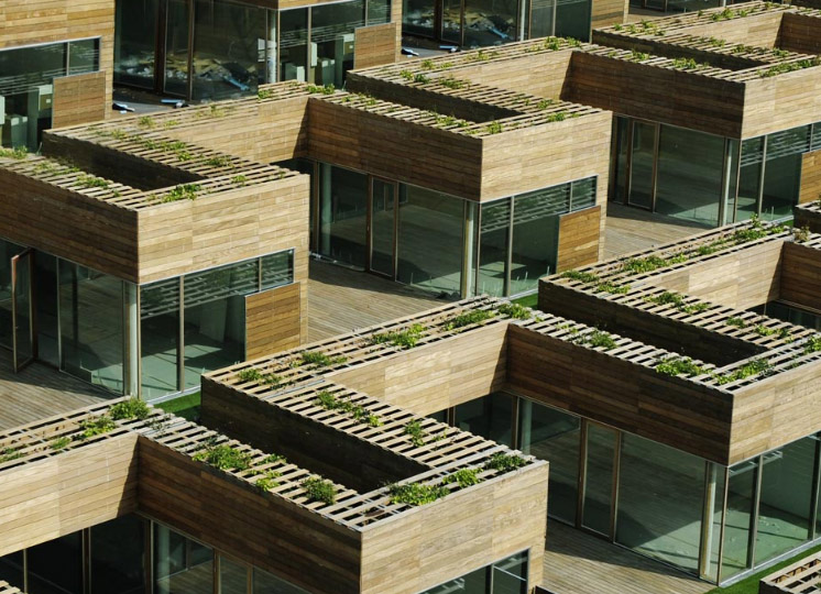 mountain dwellings, big, big architects, bjarke ingals group, green design, green architecture, eco design, eco architecture, sustainable architecture, green roof,