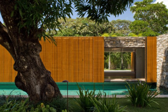 bahia house, marcio kogan, traditional architecture, brazil, green building, sustainable archtitecture