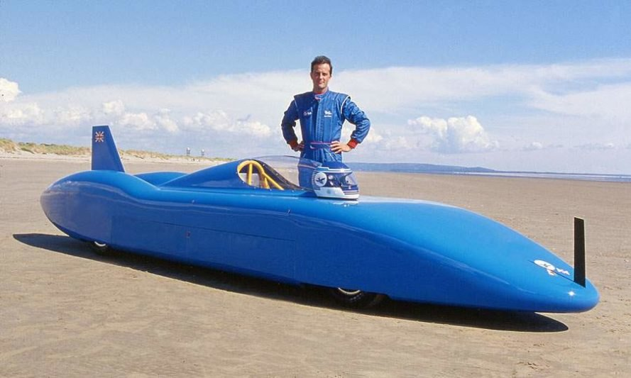 Land Speed Record >> Bluebird Ev To Attempt Uk Electric Land Speed Record In 2011