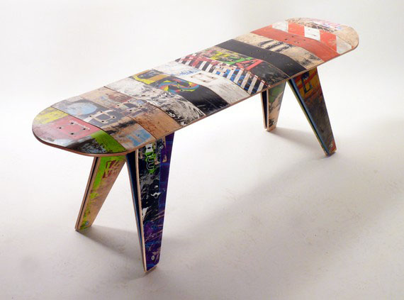 Cool recycling projects