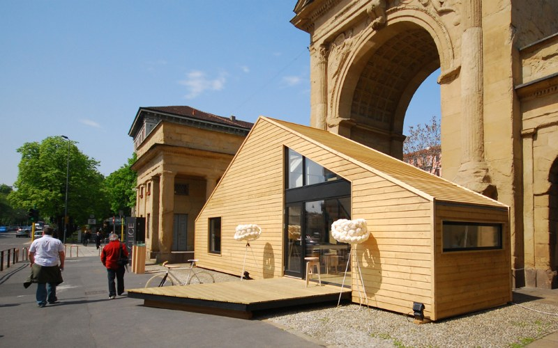 eslise, prefab, prefab home, green building, sustainable architecture