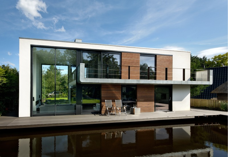 FLOAT, koen olthuis, waterstudio, floating architecture, floating houses, sustainable architecture