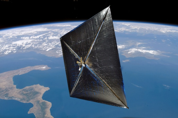 nanosail-d, FASTSAT satellite, solar sail satellite, micro solar satellite, nasa solar sail satellite, nasa solar power, nasa satellite, nanosail-d fastsat
