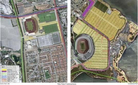Todd Jersey architecture, Candlestick Park, San Francisco, 49ers, stadiums, sustainable design, urban design