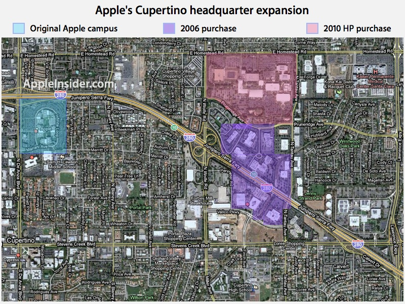 Apple, apple headquarters, Cupertino California, Norman foster, foster + parners, foster and partners, city of apple