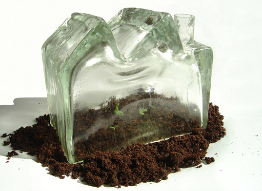 frederike top, pit industry, glass