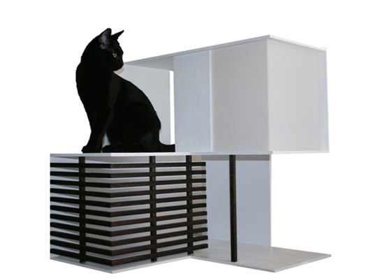 Cat House Architecture