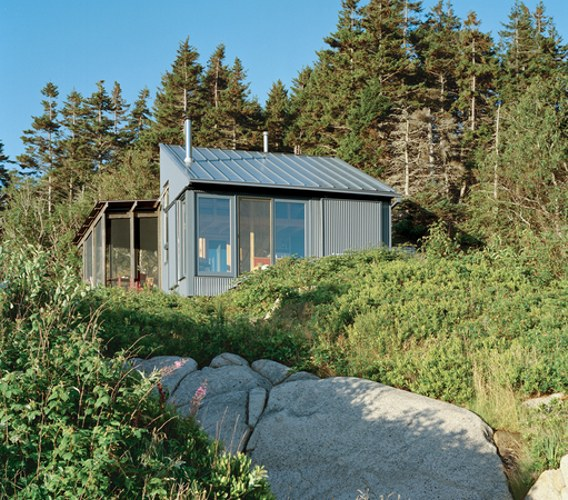 Tiny Off Grid Cabin In Maine Is Completely Self Sustaining   Inhabitat    Green Design, Innovation, Architecture, Green Building
