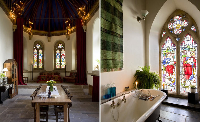 Dilapidated 18th Century Church Transformed Into a Home ... on winter design house, ceiling design house, garden design house, sketch design house, bathroom design house, architecture design house, furniture design house, cottage design house,