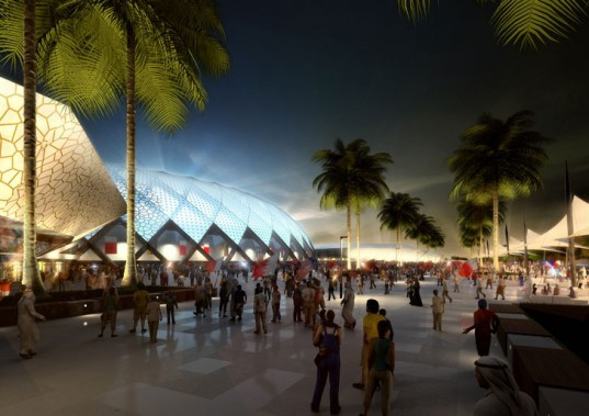 Qatar Unveils Sustainable Stadiums For The 2022 World Cup