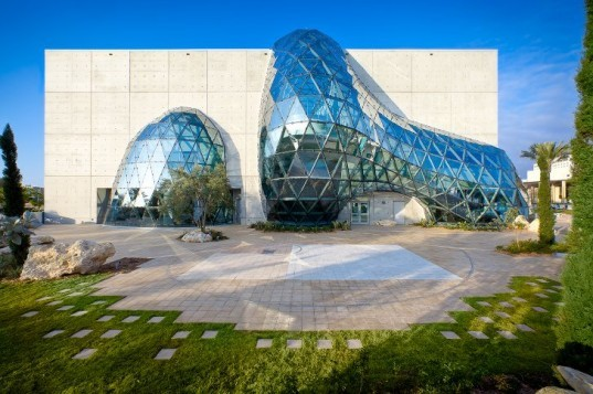 salvador Dalí museum, hok, art museum, hurricane resistant, salvador dali, florida, green building, sustainable architecture