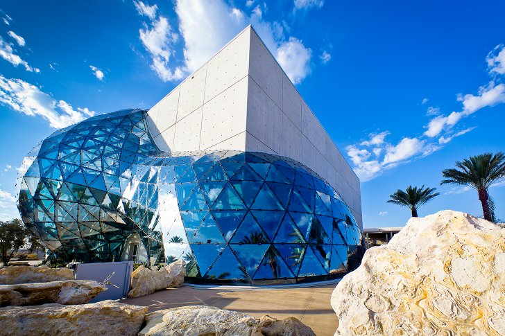 Fantastical New Salvador Dalí Museum In Florida Is Also Hurricane  Resistant. Architecture Photo Gallery