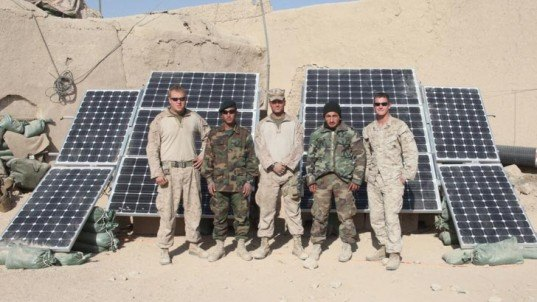 us marine corps solar power, portable solar panels, marine corps renewable energy, solar power, marine corps solar power, Solar Portable Alternative Communications Energy System