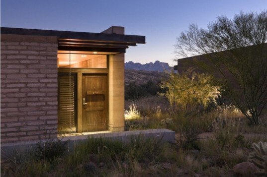 miraval, mithun, rammed earth, desert architecture, green building, sustainable architecture