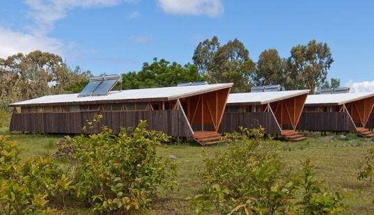 Modern Morerava Eco Cabins Sit Lightly on Easter Island | Inhabitat – Green Design Will Save the World
