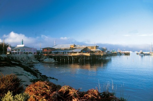 portola hotel, monterey, green renovation, leed silver, green remodel, green hotel