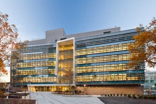 pratt institute, myrtle hall, leed gold, brooklyn, green building, sustainable architecture