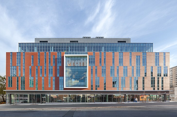 Pratt institute celebrates opening of leed gold myrtle - Interior design schools buffalo ny ...