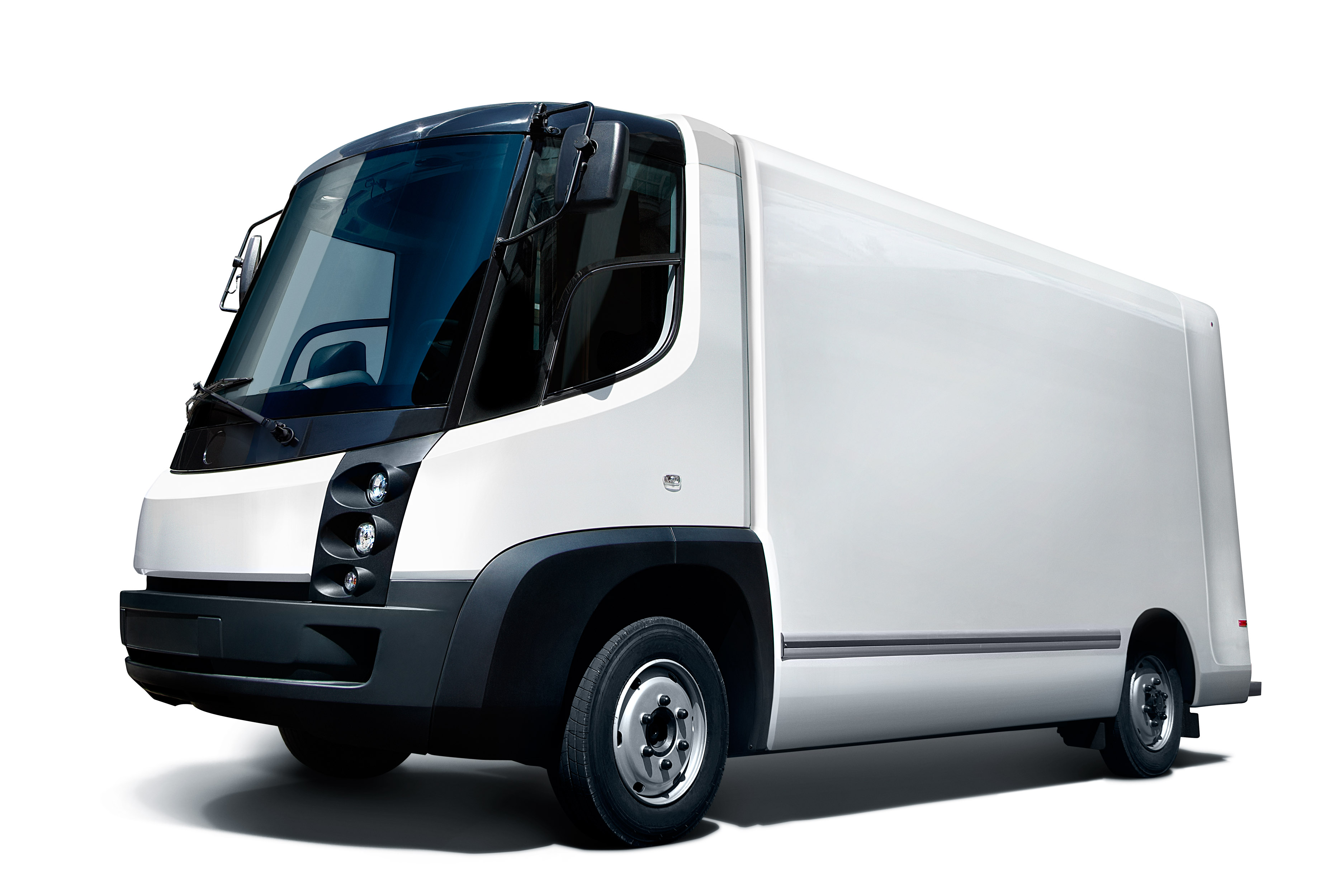Estar Electric Vehicle Will Provide Emission Free Inner City Deliveries