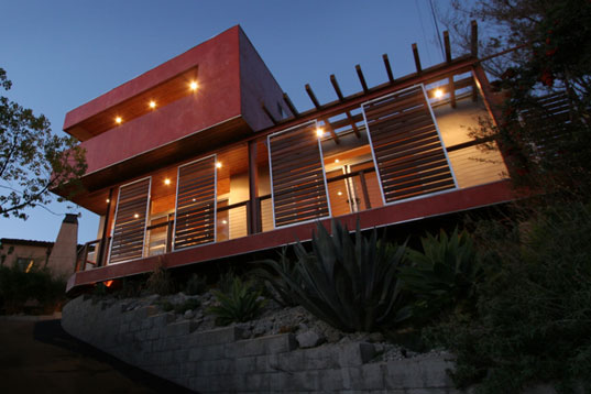 Sustainable Addition Gives New Heights To Los Angeles Home - Home additions los angeles