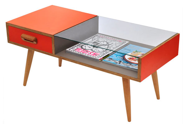 Retro Modern, Mid Century Furniture, Upcycled Furniture, Eco Design,  Modernist Design,