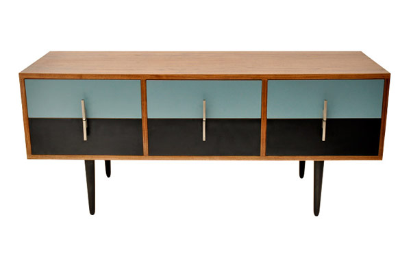 Retro Furniture Design retro modern gives mid-century furniture a recycled makeover