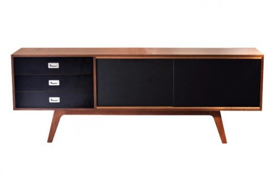 Retro modern give mid century furniture an upcycled for Retro modern furniture