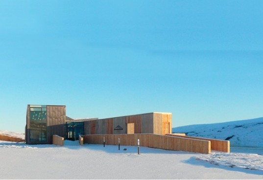 Snæfellsstofa Visitor Center, iceland, arkis architects, visitor center, breeam, green building, sustaianble architecture