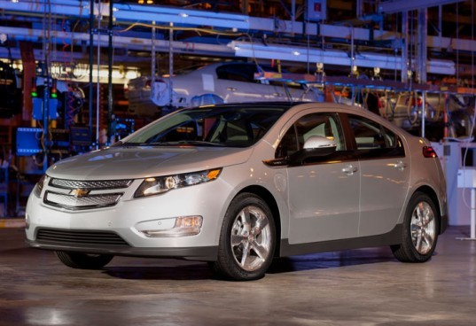 Chevy Volt New 2017 Doubles Production