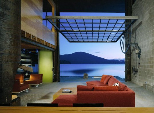 inhabitat interview, tom kundig, tom kundig interview, rolling huts, interview olson kundig architects, green architects, seattle architecture, pacific northwest architecture, sustainable architecture, sustainable design