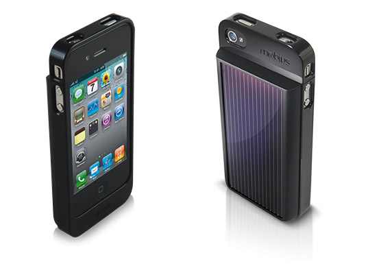 Eton Mobius Solar iPhone Charging Case Doubles Your Cell s Battery Life 8813e531eafc
