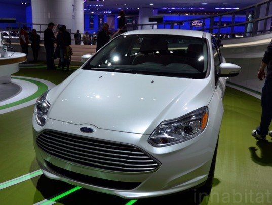 electric car, focus electric, ford focus electric, Ford Motor, hohm, Microsoft Hohm, personal electric vehicle