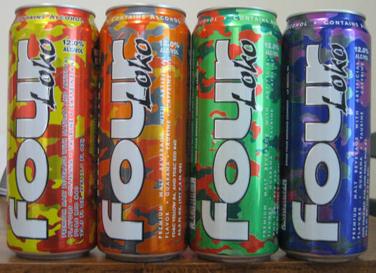 alcohol fuels, banned Four Loko, car fuel, ETHANOL, Food and Drug Administration, Four Loko, MXI Environmental Services, recycling