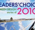 Announcing the Winners of Inhabitat's 2010 Readers' Choice Awards!