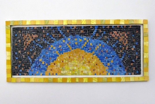 ny artist thomas mckean, metrocard art, thomas mckean metrocard art, recycled art, green design