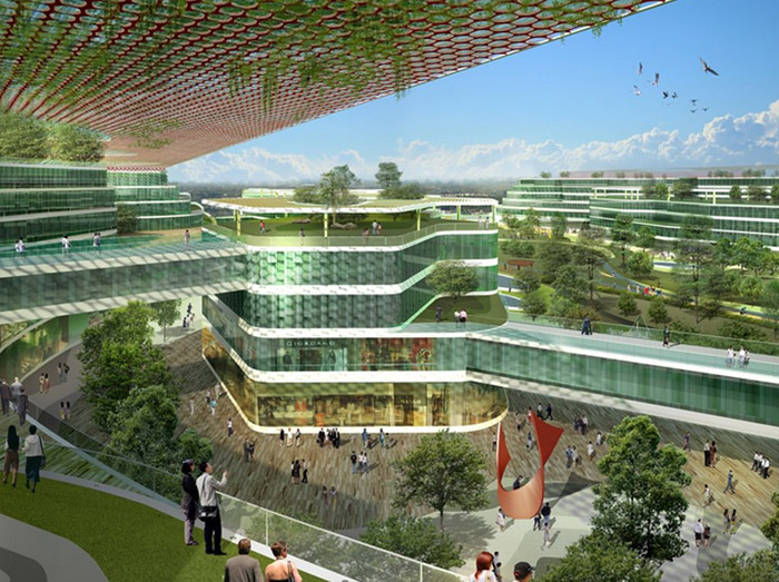 green architecture and the environment Discover ground-breaking green and eco-friendly architecture and design projects from around the world.