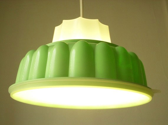 Tupperware lamps will make your friends mint green with envy design greentooth Image collections