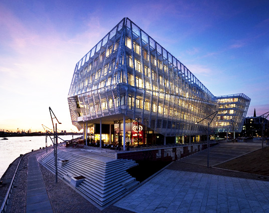 Unilever S Energy Efficient Office Is One Of The Greenest