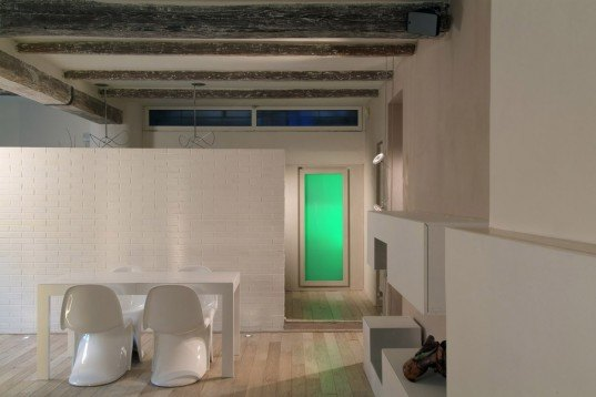 home renovation, green renovation, italian architecture, modern italian architecture, carola vannini, rome apartments, green interiors