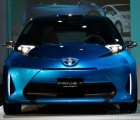 New Toyota Hybrid Will Feature Lithium-Ion Battery